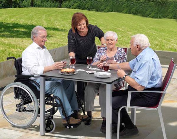 Pour maisons de retraite, centres de cure …