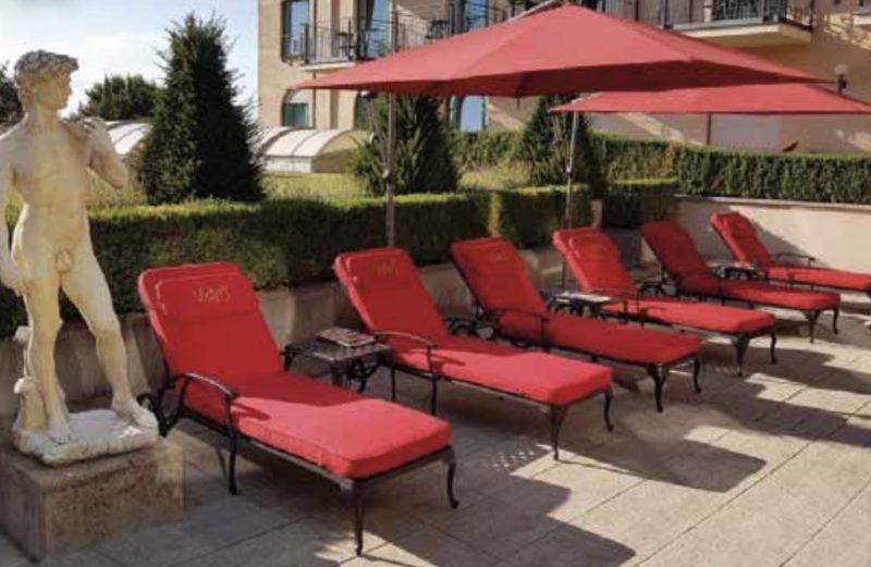 Notre gamme pour hôtels de luxe